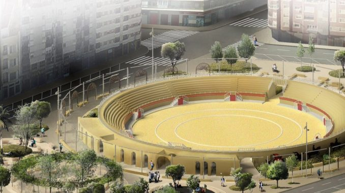 Plaza de Toros proyecto