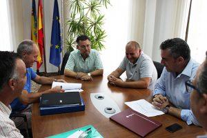 Rafal comenzará las obras de mejora de eficiencia energética en el alumbrado público