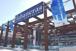 Castellana Properties compra el Centro Comercial Habaneras por 80,6 millones de euros