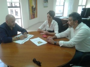 Callosa traslada a Educació las necesidades de infraestructuras educativas en la localidad