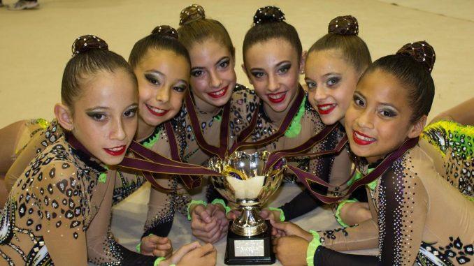 club GR Torrevieja infantil campeona provinciiales