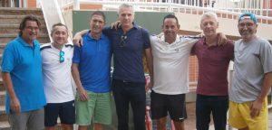 Fin de semana de de variados resultados en el grupo veterano de CT Torrevieja