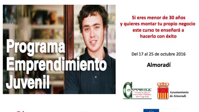 programa emprendimiento juvenil