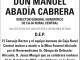 Esquela Manuel Abadía Cabrera
