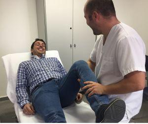 El Centro de Salud de San Miguel incorpora una Unidad de Rehabilitación