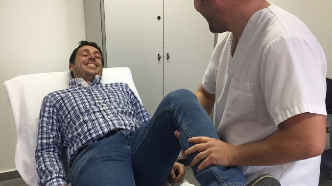 fisioterapia unidad san miguel de salinas