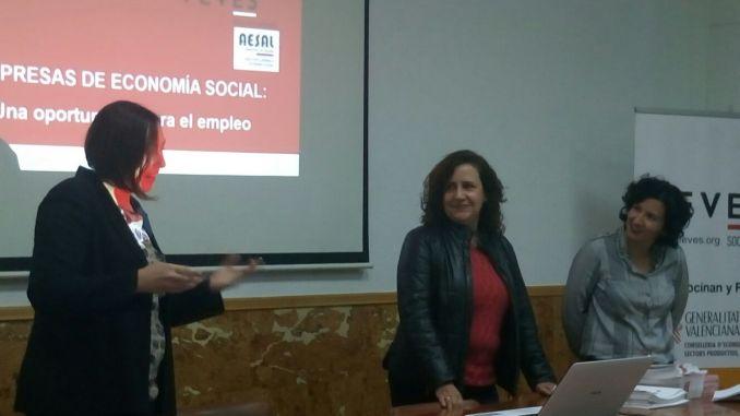 Foto 1 Jornada Economía Social Almoradí 21 11 2016