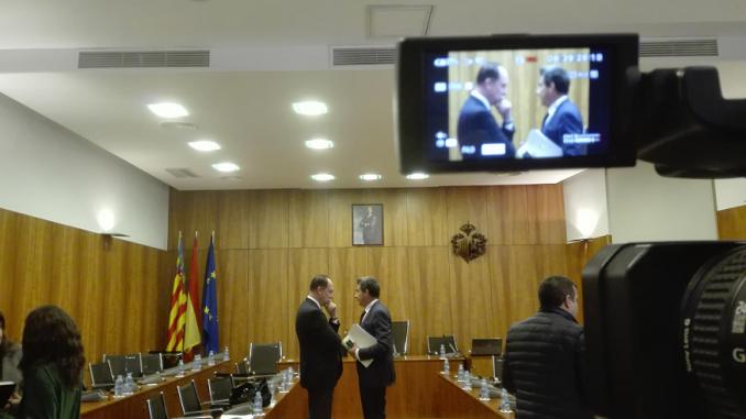 alcalde e interventor accidental