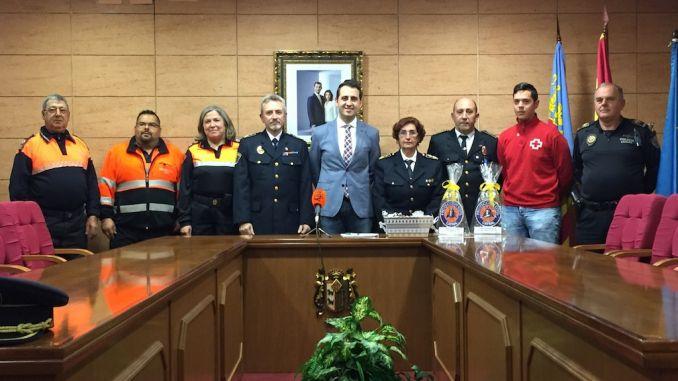 10 aniversario protección civil