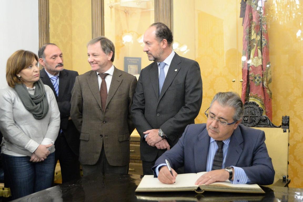 Zoido ministro interior