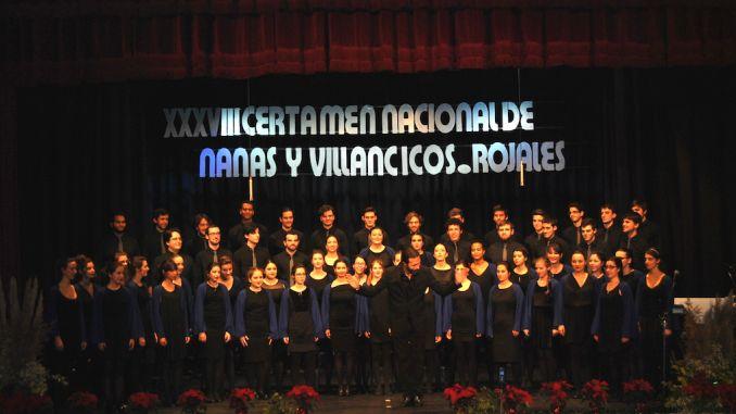 coro de jóvenes de madrid actuación