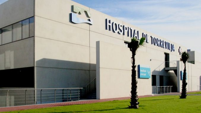 torrevieja hospital