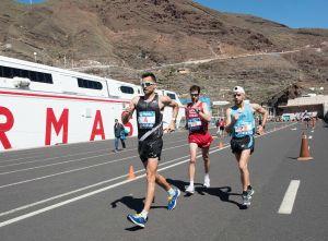 Corchete, subcampeón de España en 50Km Marcha en Ruta