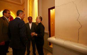 La Diputación destinará 90.000 euros para rehabilitar la iglesia de San Miguel