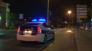 Un policía herido en Orihuela tras ser derribado por el sospechoso de un intento de robo