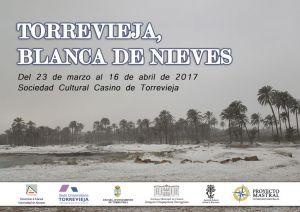 Torrevieja recordará la última nevada en el Día Meteorológico Mundial