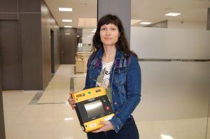 Almoradí instala desfibriladores en espacios públicos
