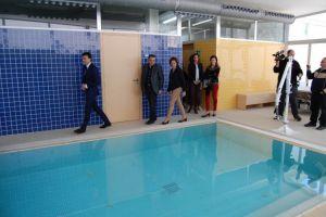 ADA Almoradí reabre su piscina