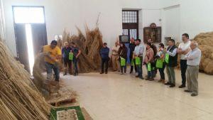 El Máster de Agroturismo UMH analiza el Museo del Cáñamo de Callosa