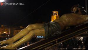 Los Azotes y El Cristo de Zalamea para cerrar el Domingo de Ramos
