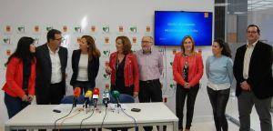 Gómez hace balance de los primeros cien días de gobierno del bipartito PP-C's