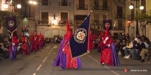 procesión azotes y zalamea 2017