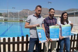 Deportes abre el plazo de inscripción para la campaña de natación