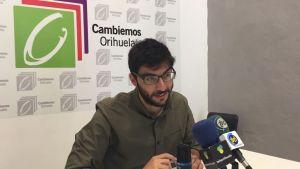 Cambiemos exige al alcalde de Orihuela que repruebe las declaraciones racistas del Vicepresidente de la Diputación Provincial de Alicante y de Pablo Casado