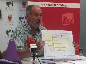 """La oposición de Almoradí denuncia la """"manipulación"""" de una memoria técnica ya aprobada por el Pleno"""