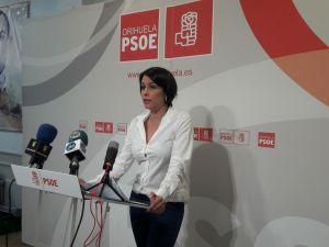 """El PSOE acusa al PP de """"ocultar"""" el importe real del proyecto para la zona deportiva de Molins"""
