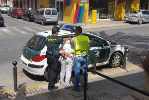 Detienen en Torrevieja y Crevillent a tres personas por hurtos en vehículos