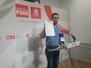 """El PSOE pide la dimisión de Bascuñana como vicepresidente de la Red de Transparencia por """"negar información"""" a la ciudadanía"""