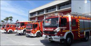 San Miguel vuelve a reclamar la prórroga de la estancia del retén de bomberos móvil de Pilar de la Horadada