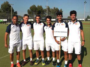 El Club de Tenis Torrevieja, tercer clasificado en el Campeonato de España Cadete