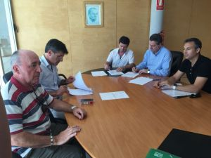 Diputación invierte 120.000 euros para impulsar mejoras hídricas en Benijófar