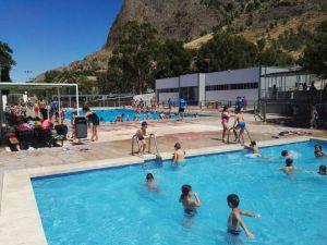 250 niños disfrutan en las escuelas de verano deportivas de Redován