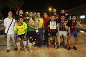 El equipo 'El Cuartel' de Dolores se proclama campeón del Torneo de Fútbol Sala de Rojales