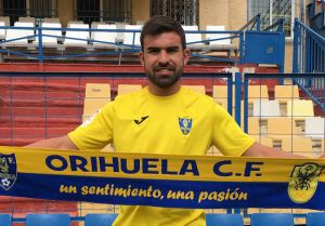 José Carlos reforzará la medular del Orihuela CF