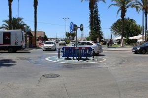 Torrevieja pone en marcha la reordenación del tráfico en la zona portuaria