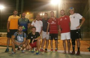 Gran acogida del Torneo Social de Padel en el CT Torrevieja