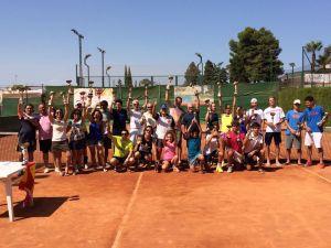 Éxito en el Torneo 24 Horas del Club de Tenis Torrevieja