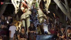 Los cristianos toman las calles de Almoradí capitaneados por Caballeros del Cid