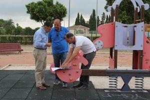 El Parque Valencia de Rafal se convertirá en un lugar de ocio y esparcimiento