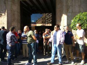 La Policía Local de Orihuela se planta: no hará más horas extras hasta que mejoren sus condiciones