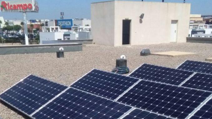 solar panels orihuela costa