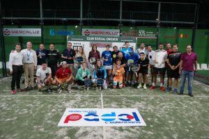 El Torneo Oro 24 congrega a las mejores palas del pádel en la Comunidad Valenciana