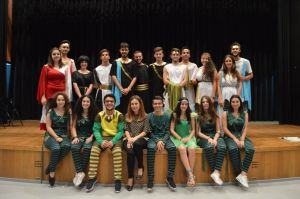 Alumnos de Albatera interpretarán a Shakespeare en Londres