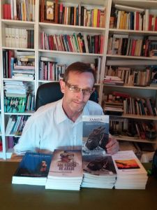 El toledano Francisco de Paz gana el Premio de Novela Corta de Rojales