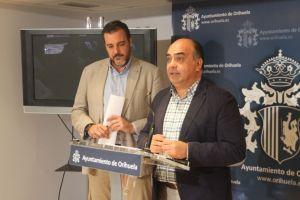 Orihuela destinará casi 900.000 euros para restaurar los márgenes del río en el casco urbano