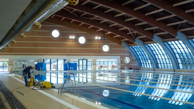torrevieja indoor pool